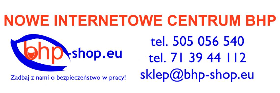 Witamy w BHP-SHOP.eu